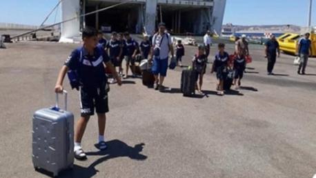 اليوم: عودة الوفد الرياضي العالق في مرسيليا