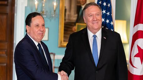 انطلاق الجولة الثالثة من الحوار الاستراتيجي بين تونس والولايات المتحدة الأمريكية