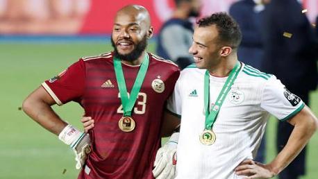 مبولحي أفضل حارس في كأس أفريقيا 2019