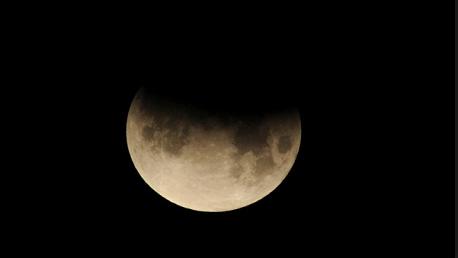 خسوف قمر
