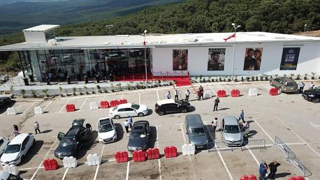 الأول من نوعه في شمال أفريقيا: تدشين المركز التجاري ملولة للسوق الحرة
