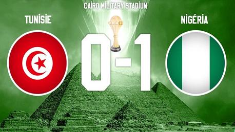 تونس - نيجيريا