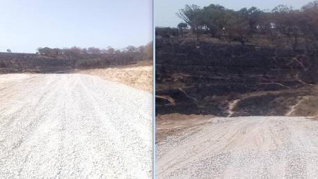 أريانة: اكتشاف ممرات خفية مؤدية إلى غابة سيدي عمر برواد