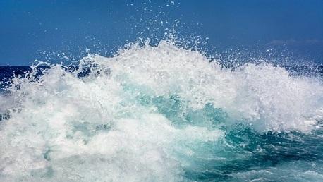 بحر هائج