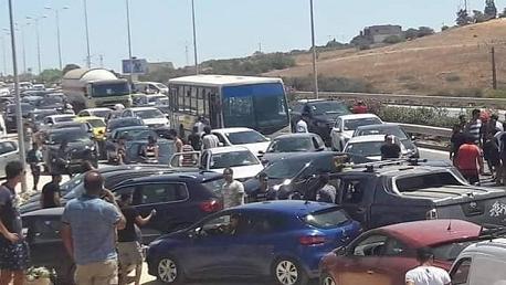طريق بنزرت تونس