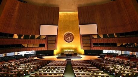 الجمعية الأممية العامة
