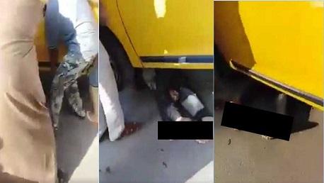 قفصة : 5 بطاقات إيداع بالسجن والإصلاحية في جريمة دهس بسيارة تاكسي