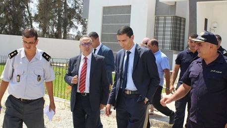 وزير العدل في زيارة فجئية إلى السجن المدني بالمهدية