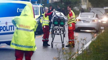 النرويج: إطلاق نار داخل مسجد يُخلّف جريحا واعتقال الفاعل