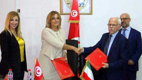 """إمضاء اتّفاقيّة تعاون بين وزارة الصحّة وجمعيّة """"O.R.S.A"""""""