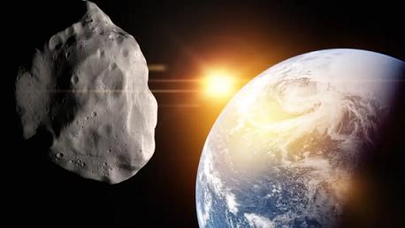 ناسا تحذر من اصطدام «الوحش الفضائي» بالأرض سبتمبر المقبل