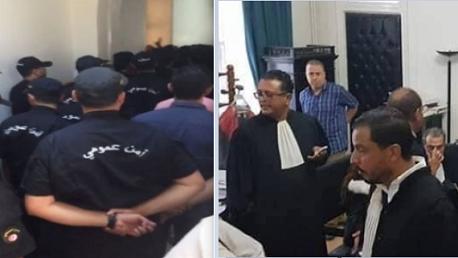فتح بحث تحقيقي ضد محامين من هيئة الدفاع عن بلعيد والبراهمي