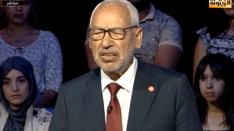 الغنوشي: النهضة ستدعم المرشح الثوري والأكثر حظوظا في الدور الثاني للرئاسة