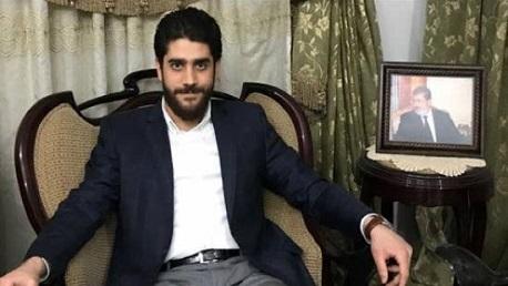 عبد الله نجل الرئيس الشهيد محمد مرسي