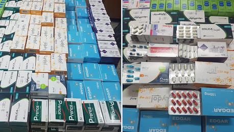 أريانة: إحباط محاولة تهريب 25680 حبة دواء مخدر