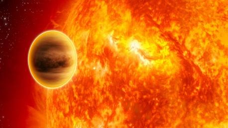 عبور كوكب عطارد أمام الشمس