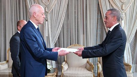 تعيين سفير جديد للجزائر في تونس