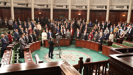 افتتاح البرلمان