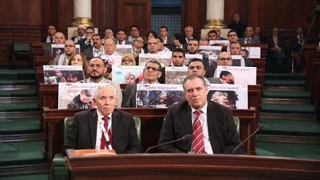 البرلمان التونسي يدعو البرلمانات الإقليمية والدولية للتحرك بقوة لنصرة الحق الفلسطيني