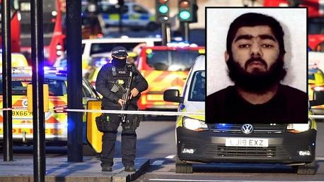 هوية المشتبه بتنفيذه هجوم الطعن في لندن