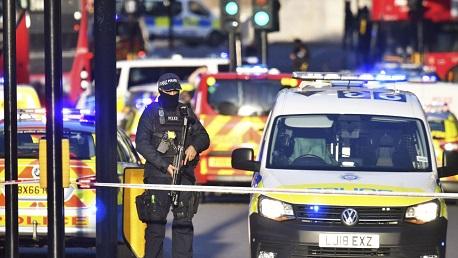 جسر لندن: 5 جرحى في عملية طعن والشرطة تقتل المسلح