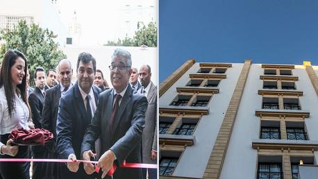 وزير السياحة يُدشّن نزلاً جديدًا بتونس العاصمة