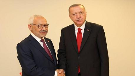 أردوغان والغنوشي