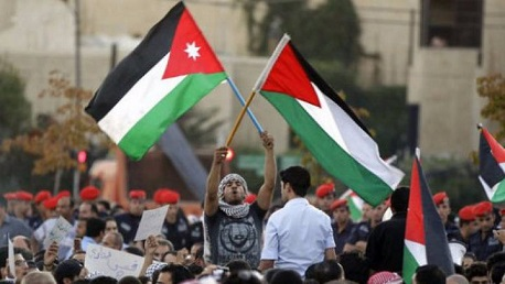 الأردن فلسطين