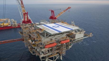 مصر تبدأ رسميا استقبال الغاز من الكيان الصهيوني