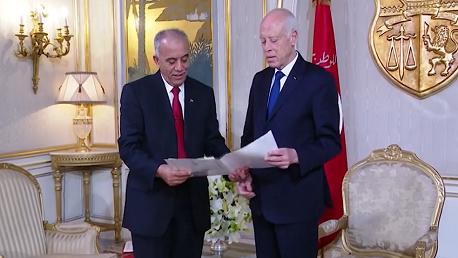 الجملي يُطلع رئيس الجمهورية على تركيبة الحكومة الجديدة