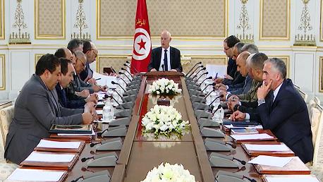 اجتماع مجلس الأمن القومي