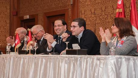 تحيا تونس يُعلن دعمه لحكومة الفخفاخ والمشاركة فيها