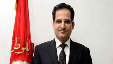 وزير الخارجية نور الدين الري