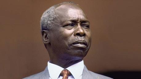 الرئيس الكيني الأسبق دانيال أراب موي