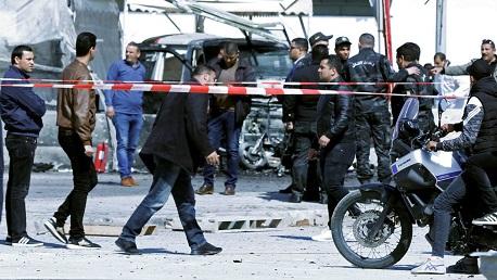 تفجير السفارة الأمريكية تونس