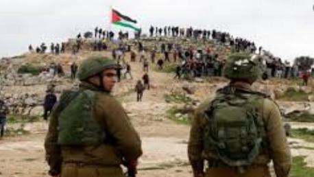 استشهاد فلسطيني وإصابة العشرات برصاص الاحتلال الإسرائيلي جنوب نابلس