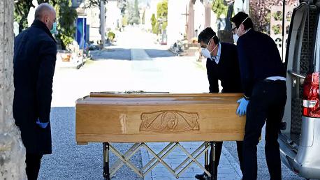 إيطاليا وفاة كورونا