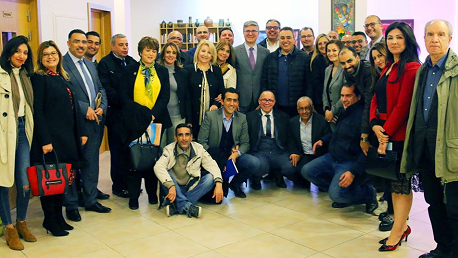 انتخاب جلال الزياتي أمينا عاما لحزب البديل التونسي