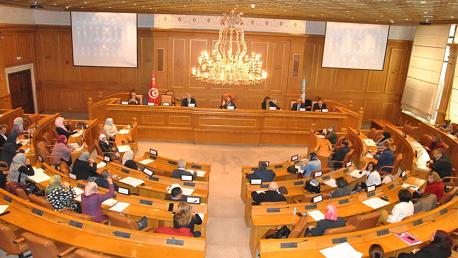 مجلس بلدية تونس