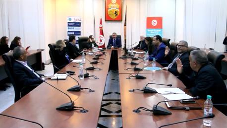 وزير الصحة والمديرون الجهويون للصحّة يُؤدون القسم