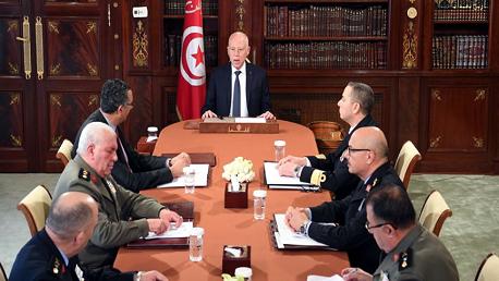 اجتماع المجلس الأعلى للجيوش