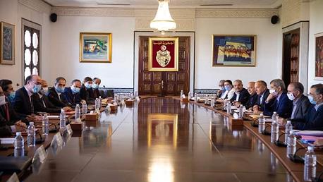 لقاء مشترك بين وفد حكومي وممثلين عن اتحاد الشغل