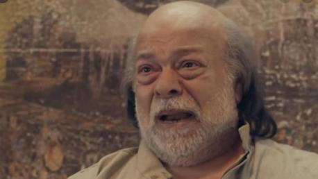 وفاة الفنان إبراهيم نصر