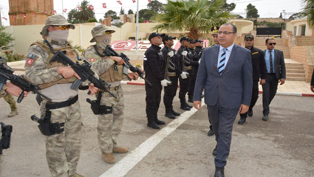وزير الداخلية في زيارة للقصرين