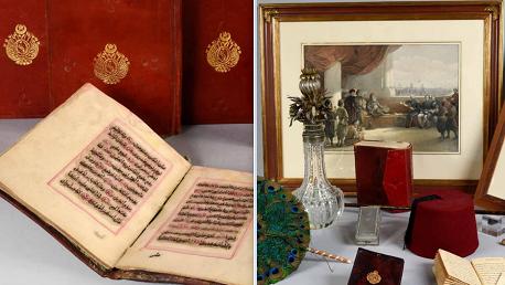 سحب القطع التراثية الراجعة للعهد الحسيني