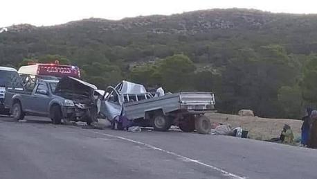 حادث مرور القيروان