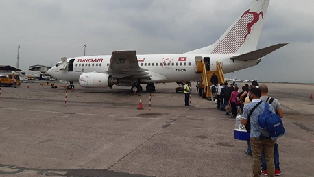 إجلاء 67 تونسيّا من المقيمين بكلّ من الكونغو وإفريقيا الوسطى