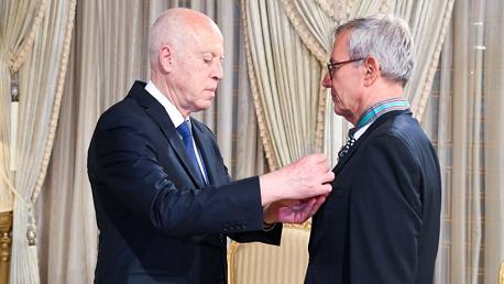 سفير ألمانيا بتونس
