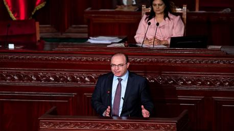 الفخفاخ في البرلمان