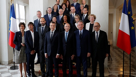 الحكومة الفرنسية